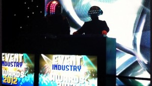 Daft Punk Event Industry Awards