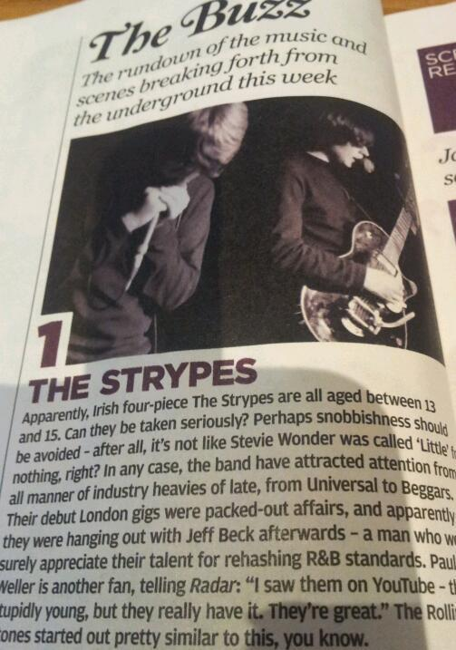 The Strypes_NME