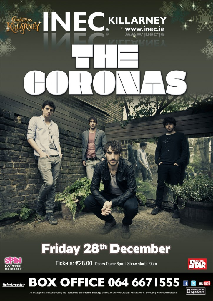 INEC Kilarney The Coronas