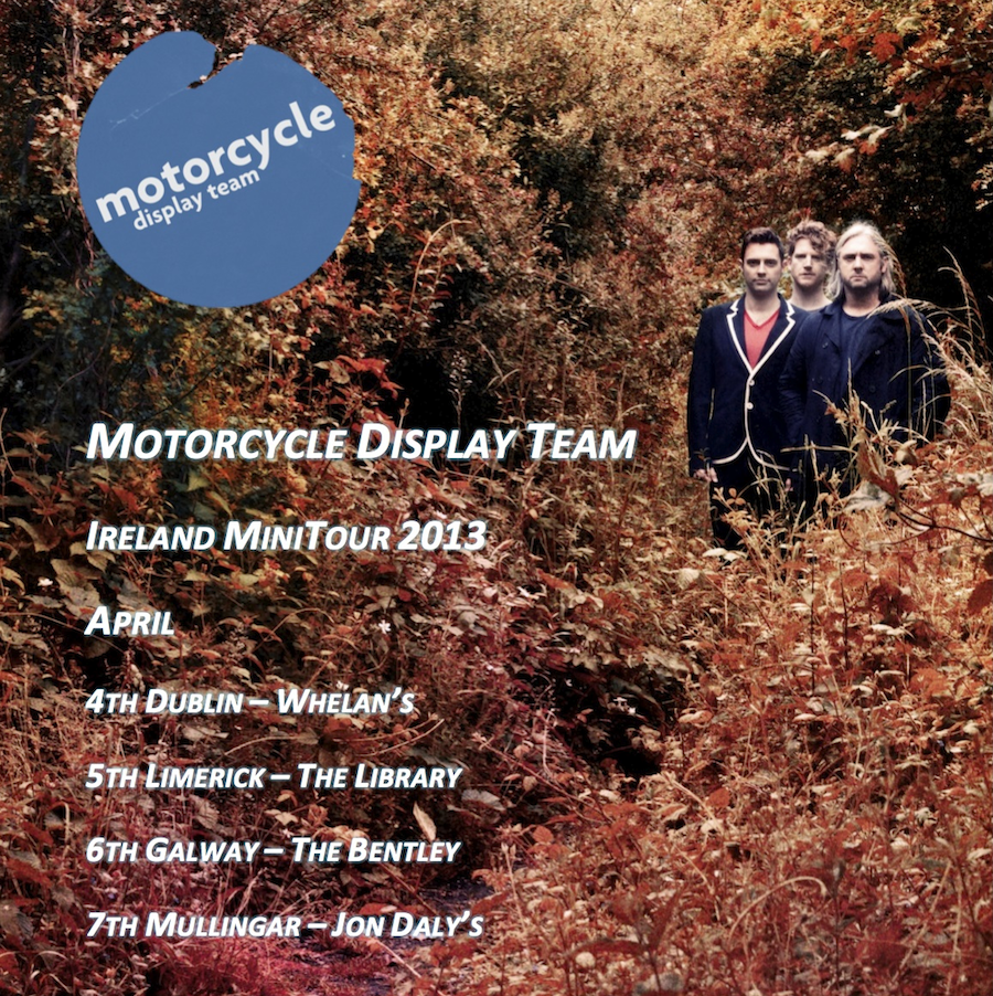 Motorcycle Display Team