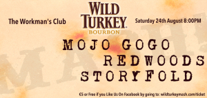 wild turkey mojogogo