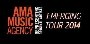 AMA Emerging Tour 2014 LOGO