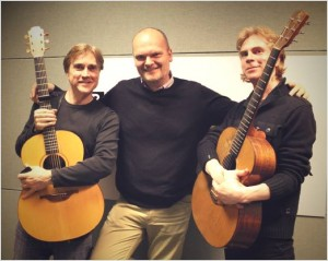The 4 Of Us on BBC Radio Ulster