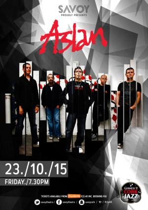 Aslan_Savoy_October_AMA Music Agency