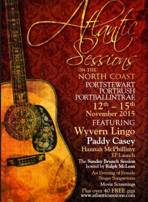 Paddy Casey Atlantic Sessions
